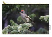 Rubycrowned Kinglet Carry-all Pouch