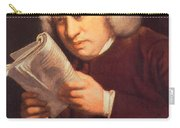 Samuel Johnson, English Author Carry-all Pouch by Photo Researchers