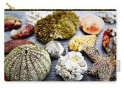 Sea Treasures Carry-all Pouch