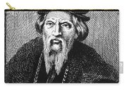 Sebastian Cabot Carry-all Pouch