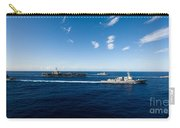 Ships From The John C. Stennis Carrier Carry-all Pouch