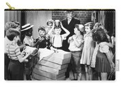 Silent Film: Little Rascals Carry-all Pouch