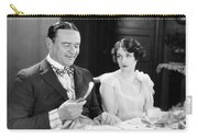 Silent Film: Restaurants Carry-all Pouch