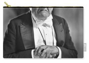 Silent Still: Single Man Carry-all Pouch