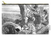Sir Francis Drake (1540-1596) Carry-all Pouch