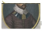 Sir Francis Drake, English Explorer Carry-all Pouch