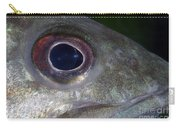 Smallmouth Bass Micropterus Dolomieu Carry-all Pouch