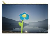 Smile Flower Carry-all Pouch