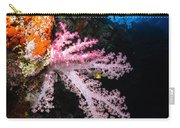 Soft Coral Seascape, Fiji Carry-all Pouch