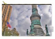 Soldiers And Sailors Monument In Lafayette Square Carry-all Pouch