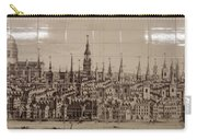 Southwark Bridge Artwork Carry-all Pouch