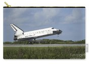 Space Shuttle Discovery Lands On Runway Carry-all Pouch
