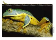 Splendid Leaf Frog Carry-all Pouch