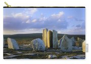 Standing Stones, Blacksod Point, Co Carry-all Pouch