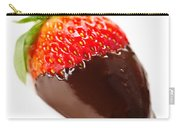 Strawberry Dipped In Chocolate Carry-all Pouch
