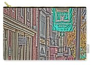 Streets Of Bel Air Carry-all Pouch