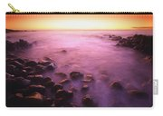 Sunset Over Water, Hawaii, Usa Carry-all Pouch