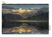 Sunset Reflection Of Lake Matheson Carry-all Pouch