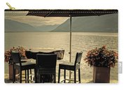 Table And Chairs Carry-all Pouch