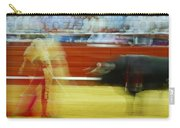 Tauromaquia Bull-fights In Spain Carry-all Pouch