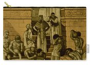 The Art Of Brewing, Babylon Carry-all Pouch by Science Source
