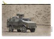 The German Army Atf Dingo Armored Carry-all Pouch