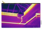 Thermogram Of Steam Pipes Carry-all Pouch