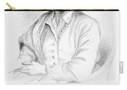 Thomas Gray (1716-1771) Carry-all Pouch