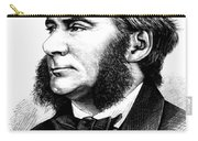 Thomas Huxley, English Biologist Carry-all Pouch
