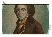 Thomas Paine, American Patriot Carry-all Pouch by Photo Researchers