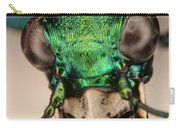 Tiger Beetle Carry-all Pouch