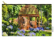 Tuscan Garden Carry-all Pouch
