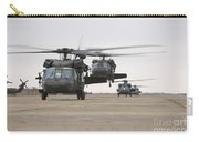 Uh-60 Black Hawks Taxis Carry-all Pouch