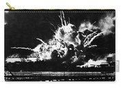 Uss Shaw, Pearl Harbor, December 7, 1941 Carry-all Pouch