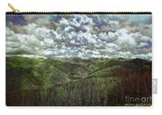 Vail Vista Carry-all Pouch by Madeline Ellis