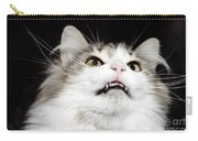 Vampire Cat Carry-all Pouch