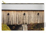Vermont Covered Bridge Carry-all Pouch