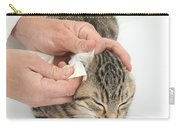 Vet And Kitten Carry-all Pouch