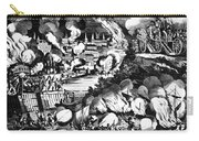 Washington Burning, 1814 Carry-all Pouch