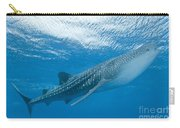 Whale Shark, Ari And Male Atoll Carry-all Pouch