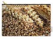 Wheat Ears And Grain Carry-all Pouch