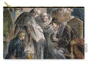 William Tyndale (1492?-1536) Carry-all Pouch by Granger