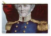 Winfield Scott, American Army General Carry-all Pouch