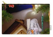 Wonderful Christmas Still Life Carry-all Pouch