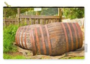 Wooden Barrels Carry-all Pouch