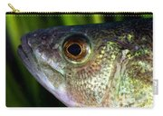 Yellow Perch Perca Flavescens Carry-all Pouch