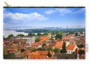 Zemun Rooftops In Belgrade Carry-all Pouch by Elena Elisseeva
