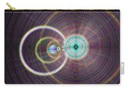 Circle Art Carry-all Pouch