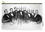 Zachary Taylor (1784-1850) Carry-all Pouch by Granger