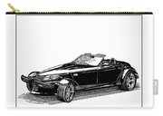 2000 Plymouth Prowler Carry-all Pouch by Jack Pumphrey